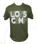 Lions Camp Cut Out T-Shirt