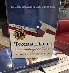 Texas Lions Celebrating 100 Years - The Last 50 Years