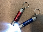 TLC Flashlight Key Chain