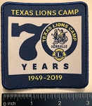 70th Anniversary Patch - LIMITED QUANTITY