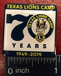 70th Anniversary Pin - LIMITED QUANTITY