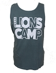 Lions Camp Cut Out Tank