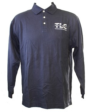 Long Sleeve Children Can Polo